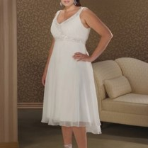 Casual Beach Wedding Dresses Under 100 Womens Style Wedding