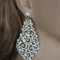 Chandelier Earrings Wedding Amazing