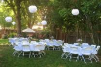 Cheap Backyard Wedding Ideas On Budget Cheap Backyard Wedding