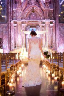 Church Wedding Decorations Ideas Pews
