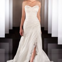 Collection Wedding Dress With Slit Pictures