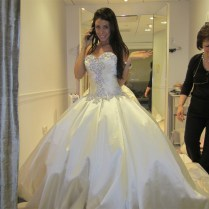 Compare Prices On Silk Taffeta Wedding Gowns