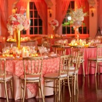 Coral Wedding Table Decorations Ideaswedding Gallery