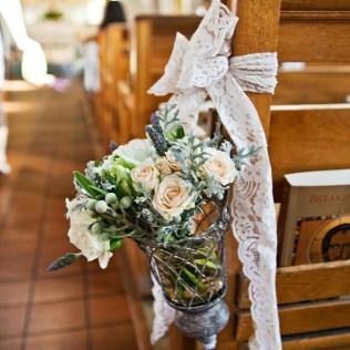 Creative Church Wedding Decorations