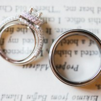 Creative Wedding Ring Photo Ideas