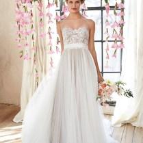 Crop Top Wedding Dress Blog