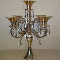 Crystal Candlestick Candle Holders Diy Wedding Candlestick For