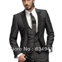 Custom Man For Suits Wester Wedding Groom Tuxedos Mens Latest Coat