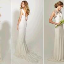 Demanded Informal Wedding Dress ; Simple