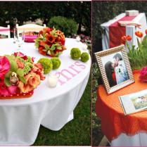 Details Bright Summer Wedding