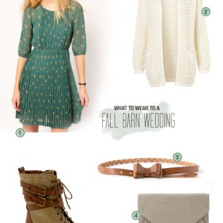 Dresses To Wear To A Country Wedding