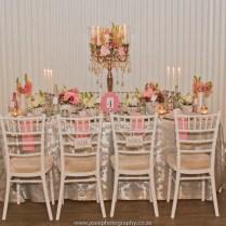 Elegant Vintage Wedding Ideas In Peach & Silver {josie Photography}