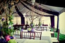 Enchanted Forest Elegant Wedding