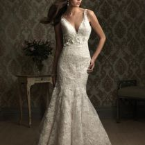 Fitted Wedding Dresses For Slimy And Tall Bride