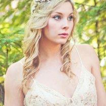 Flower Crown Rustic Head Wreath Wedding By Serenitycrystal On Etsy