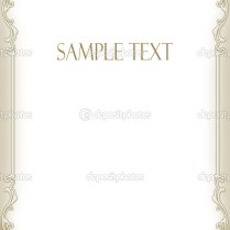 Frame For Wedding Invitation And Picture – Wedding Invitation Ideas