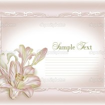 Frame Your Wedding Invitation – Wedding Invitation Ideas