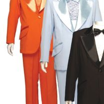 Funny Colored Prom Tuxedos