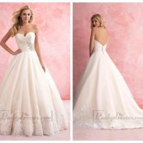 Gorgeous Strapless Sweetheart A