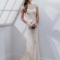 Great Gatsby Wedding Dress Lace Naf Dresses