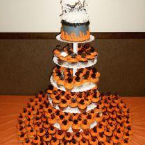 Harley Davidson Wedding Simple Harley Davidson Wedding Cake