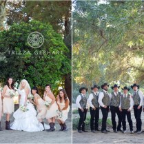 Hillary And Dustin – Country Chic Wedding Sneak Peek » Trizza