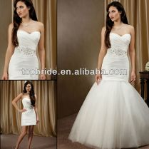 Images Of Wedding Dresses With Removable Skirt