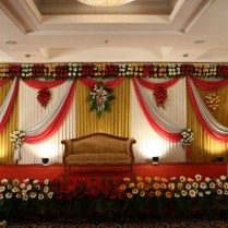 Indian Wedding Reception Decoration Pictures