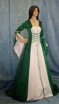 Irish Wedding Dress Photo Album