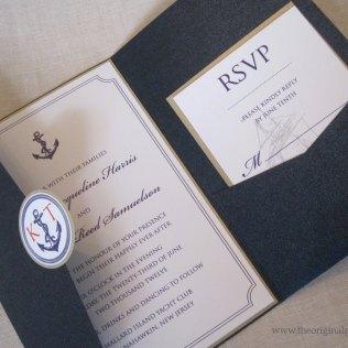 Lds, Nautical Wedding Invitations And Wedding On Emasscraft Org