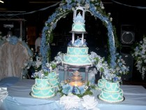 Medieval Castle Cakes For Wedding Ideas