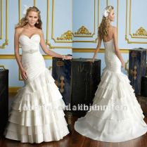 Most Exotic Wedding Dresses