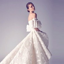 Most Popular Exotic Wedding Dresses From Ashistudio