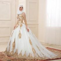 Muslim Wedding Dresses Images