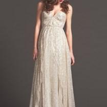 Ombre Sparkly Wedding Dress