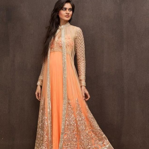 One Piece Dresses For Indian Wedding