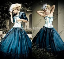 Online Get Cheap Gothic Wedding Dresses
