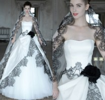 Online Get Cheap Gothic Wedding Gowns