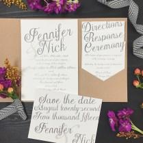 Ordering Your Destination Wedding Invitations Online