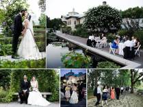Outdoor Garden Wedding Venue For New York Brides