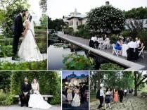 Outdoor Garden Wedding Venue For New York Brides