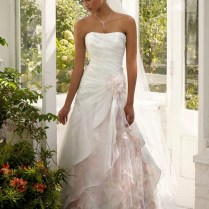 Outdoor Inspired Bridal Gowns