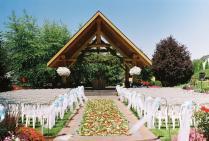 Outdoor Wedding Venue For Portland, Oregon Weddings, Located In