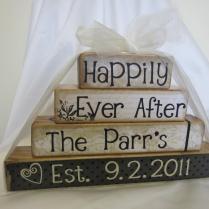 Personalized Wedding Gift Shower Gift Anniversary Gift