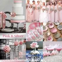Pink Wedding Color – Twelve Perfect Combinations