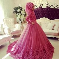 Popular Islamic Wedding Dresses
