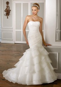 Popular Lace Convertible Wedding Dress