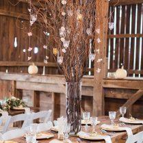 Rustic Wedding Decor Ideas At The Barn