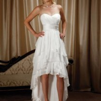 Short Wedding Dresses, Wedding Dressses And Short Wedding Gowns On