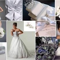 Silver Princess Wedding Theme